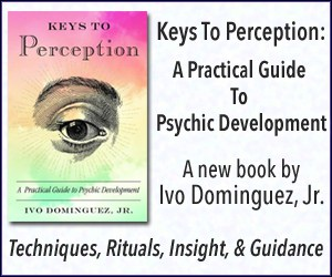 Ivo Dominguez - Keys to Perception
