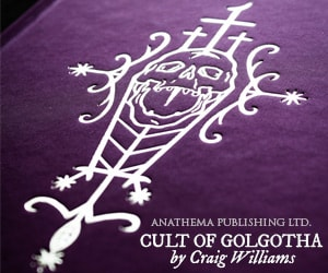 Anathema Publishing - Cult of Golgotha