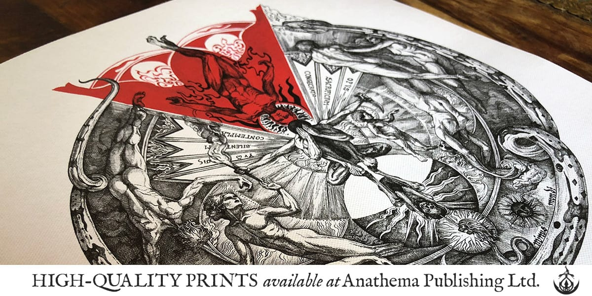 Anathema Publishing - High Quality Prints 2