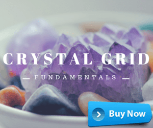 Crystal Grid Fundamentals Ad
