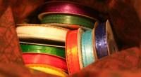 Craft ribbon, photo by chriss
