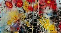 """Detail from """"Deja Vu,"""" by Joel Biroco"""