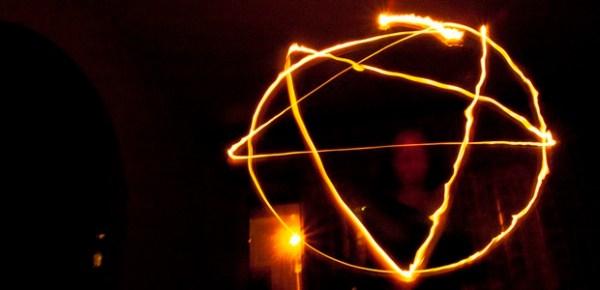 Domestic Satanism, photo by Thawt Hawthje