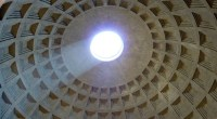 Oculus at the Pantheon, photo by Mark McQuitty