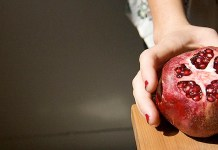 Pomegranate, photo by jacqueline
