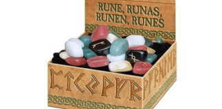Rainbow Runes, by Lo Scarabeo
