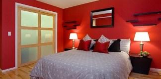 Bedroom, photo by Brad Coy
