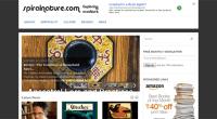 Spiral Nature Website, February 2014