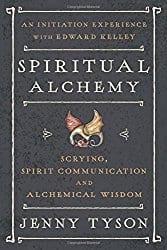 Spiritual Alchemy, by Jenny Tyson