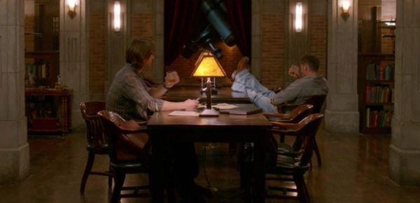 Supernatural, Men of Letters