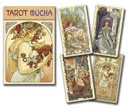 The Tarot Mucha