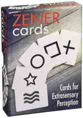 Zener Cards by Pierluca Zizzi