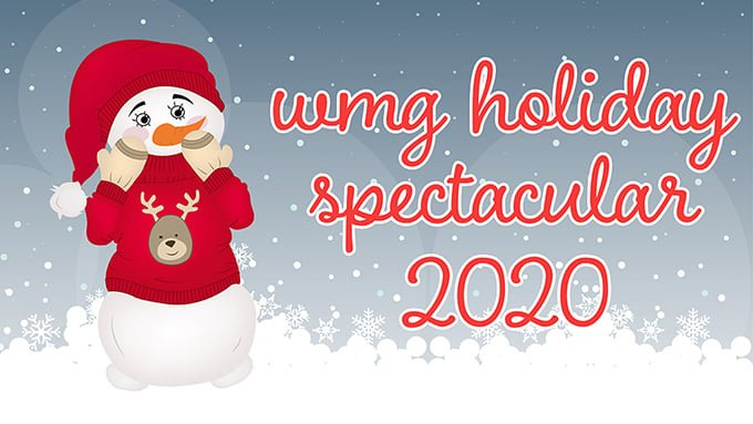 WMG Holiday Spectacular 2020 cover