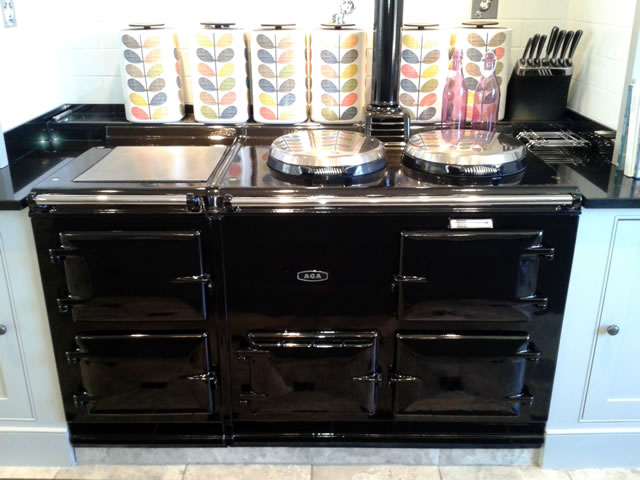 AGA Oven Cleaning Chesterfield