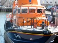 On alert - the Kirkwall RNLI Lifeboat