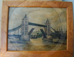 Tower Bridge - by AR Woods