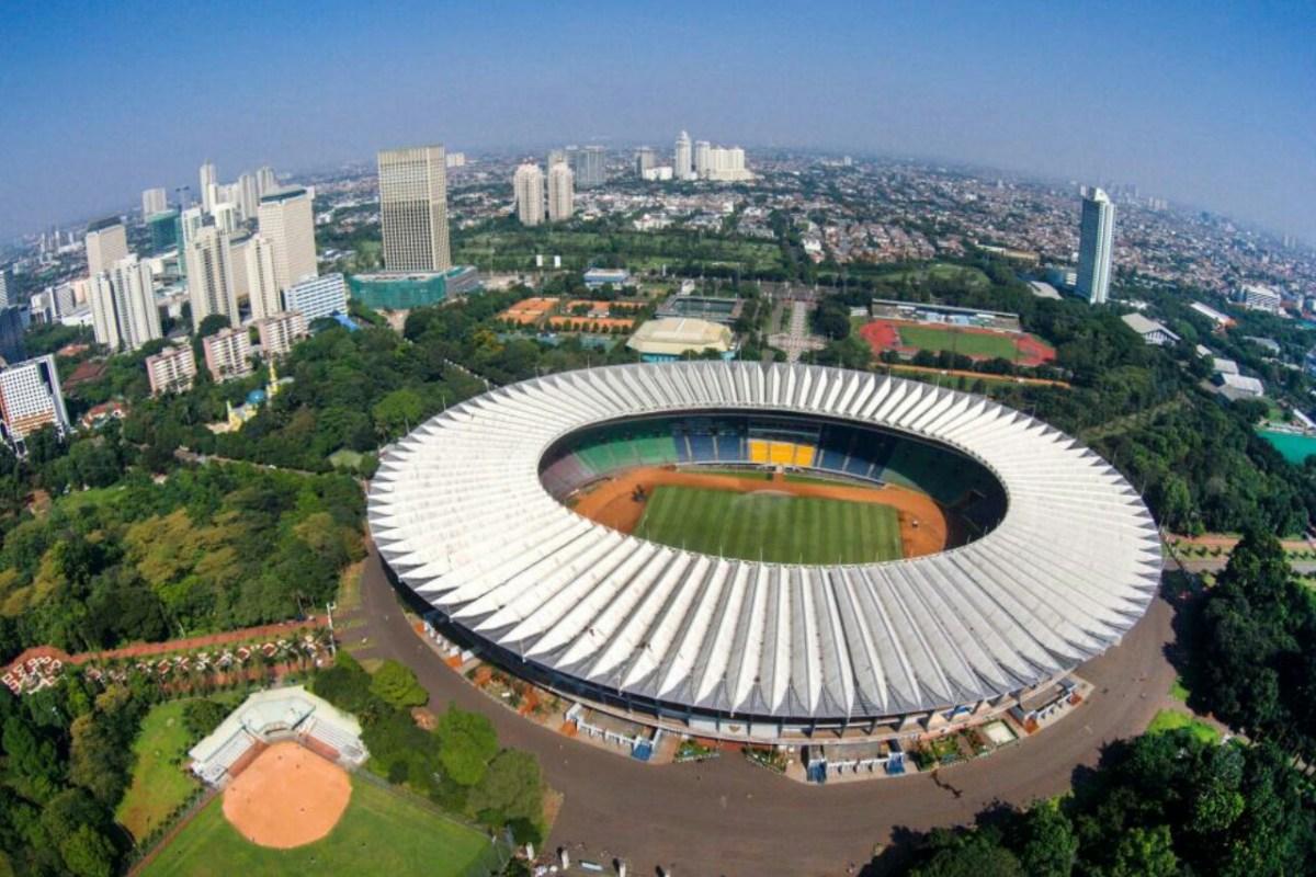 Stadion Termegah Di Indonesia Tahun 2018 - 2019