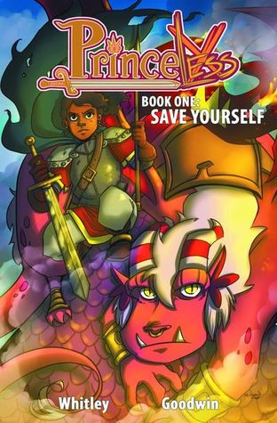 Save Yourself by Jeremy Whitley and M. Goodwin