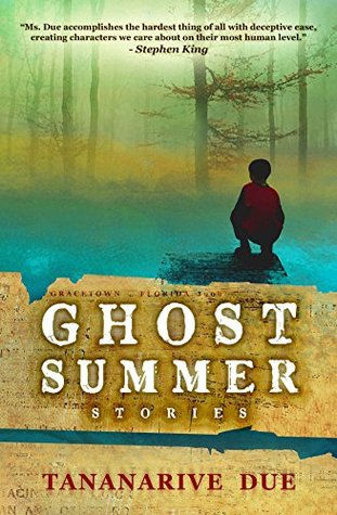 Ghost Summer – Lyrical, Heartbreaking, Creepy Short Stories