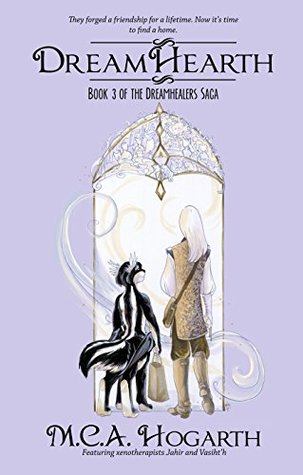 The Dreamhealers Series by MCA Hogarth