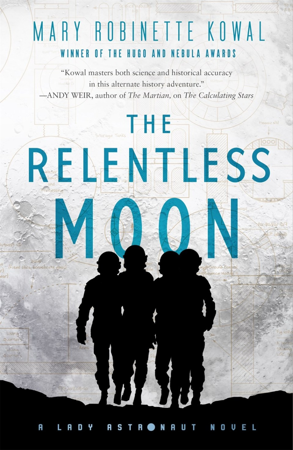 The Relentless Moon