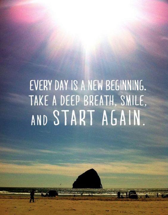 new beginning good morning