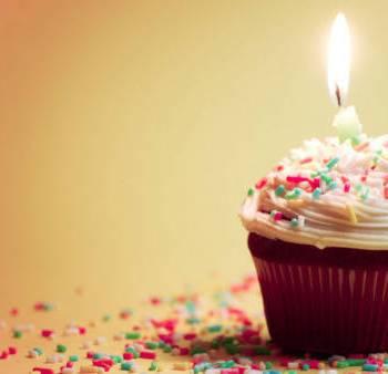 Happy 1 Year Bloggversary to me!