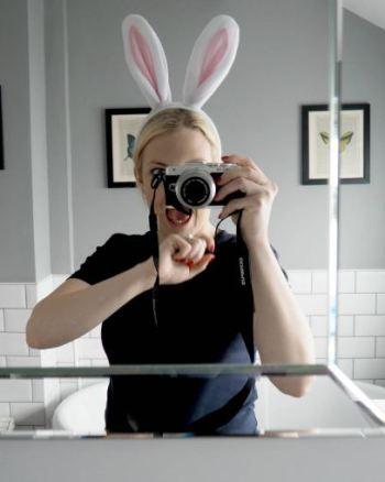 Easter Selfie