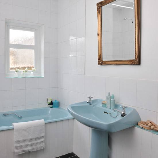 For The Love Of Avocado Bathrooms The Spirited Puddle Jumper