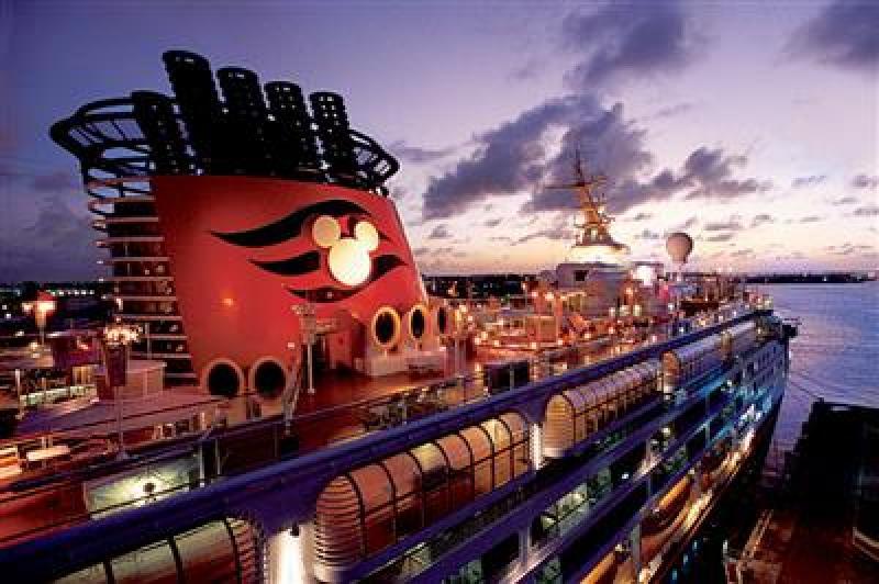 Dream Disney Cruising With IGLU Cruise The Spirited Puddle Jumper - Cruise ship jumper