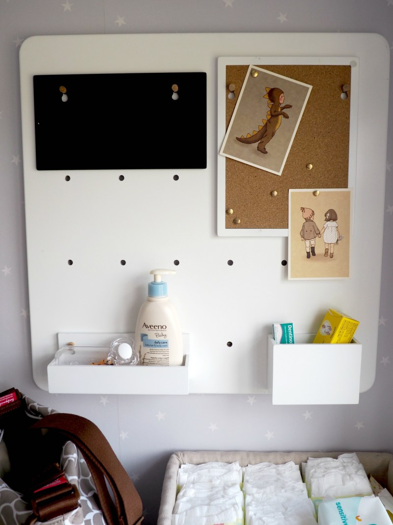 A Grey And Yellow Scandi Themed Nursery The Spirited