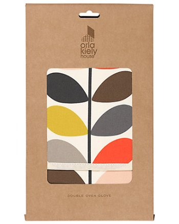 Win! A Pair of Orla Kiely Oven Gloves