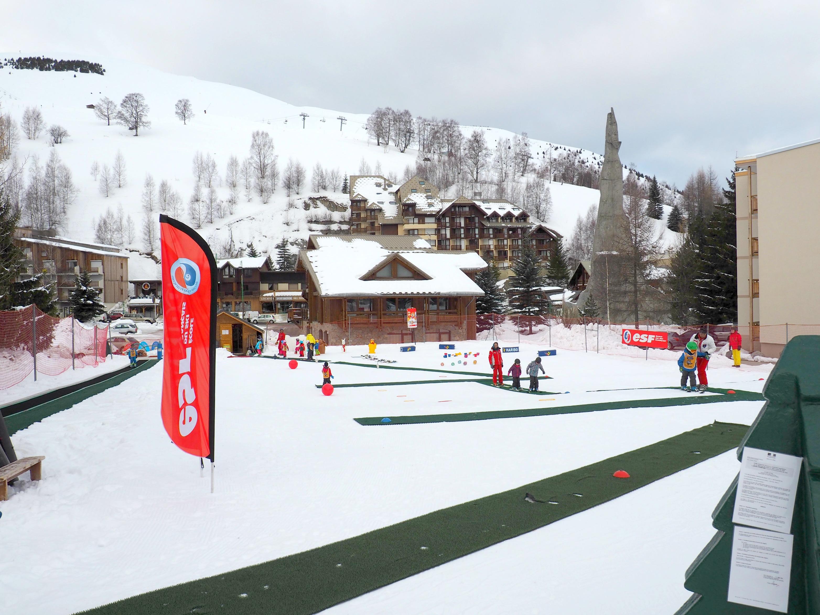 ski school Les Deux Alpes