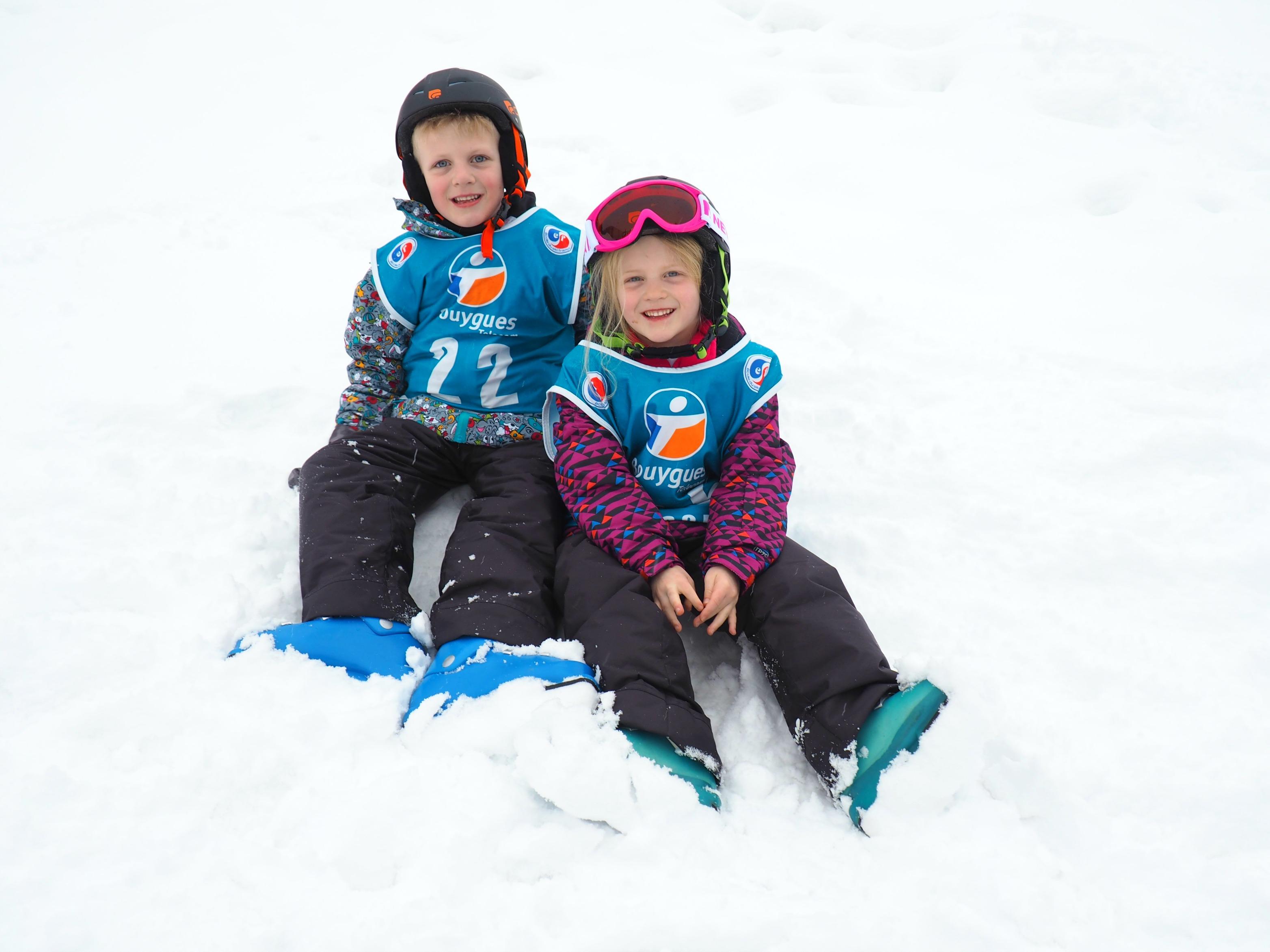 ski school Mark Warner