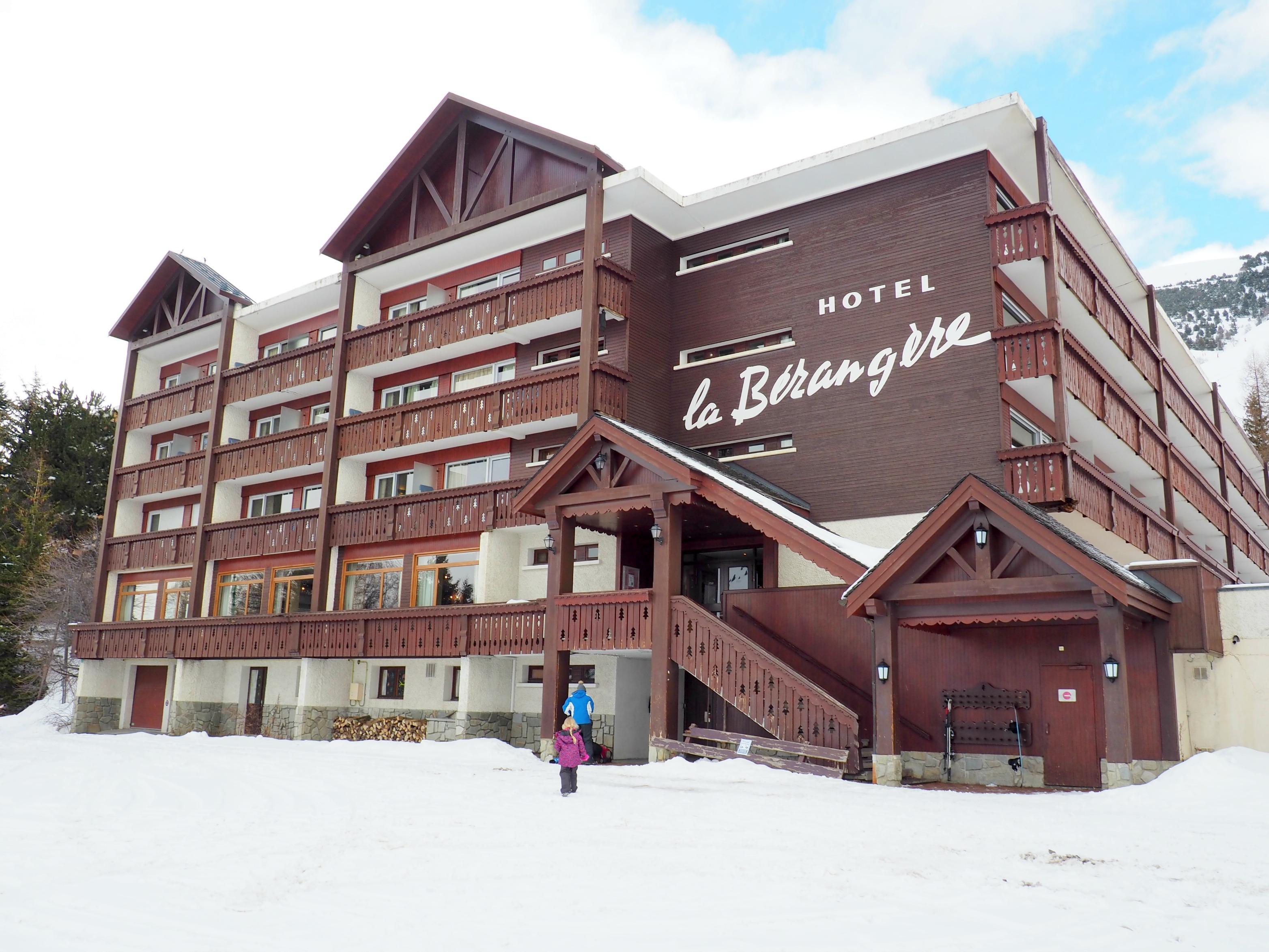 Hotel La Berangere Les Deux Alpes