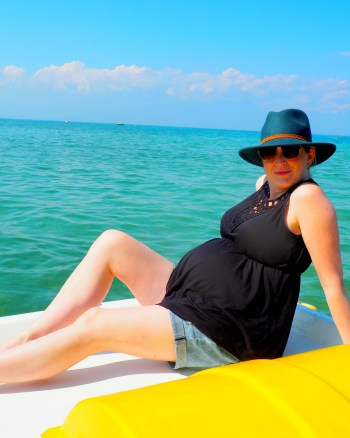 Babymoon in Lake Garda
