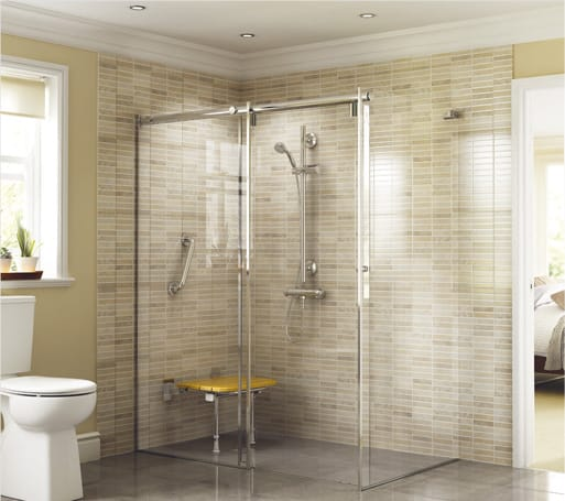 Mobility Plus Richmond shower range