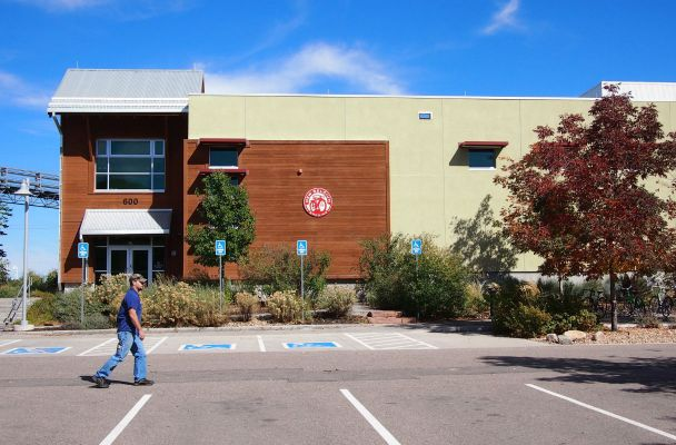 Visit: New Belgium Brewing Company, Fort Collins, Colorado - SPIRITED/SG