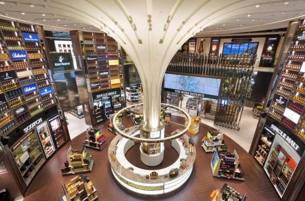 DFS travel retail
