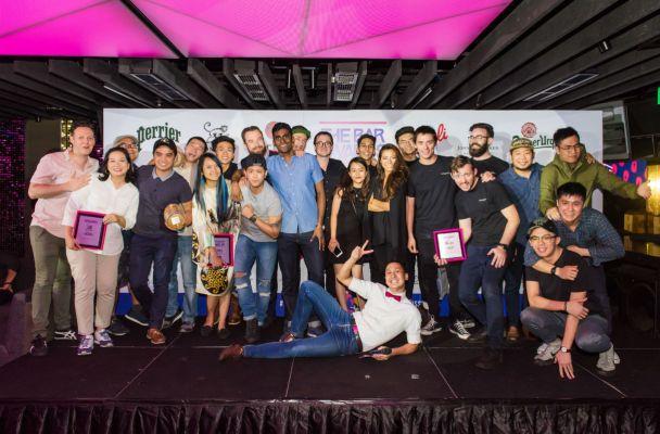 The Bar Awards Singapore 2018