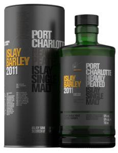 new Port Charlotte range Islay Barley 2011