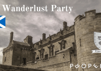 Propeller Bar Wanderlust Party Series: Scotland