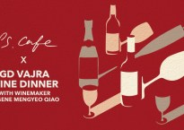 G.D. Vajra winemaker dinner