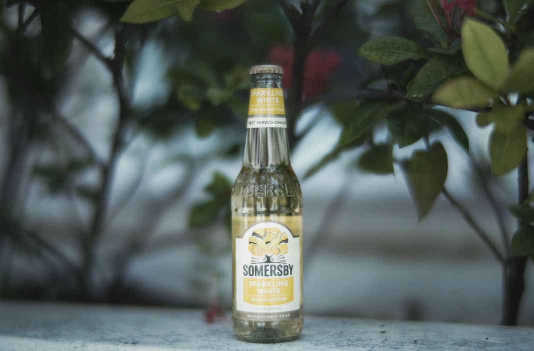 Somersby Sparkling White