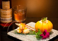 Glendronach whisky dinner