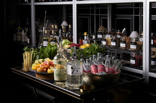 Manhattan Adults-Only Sunday Cocktail Brunch