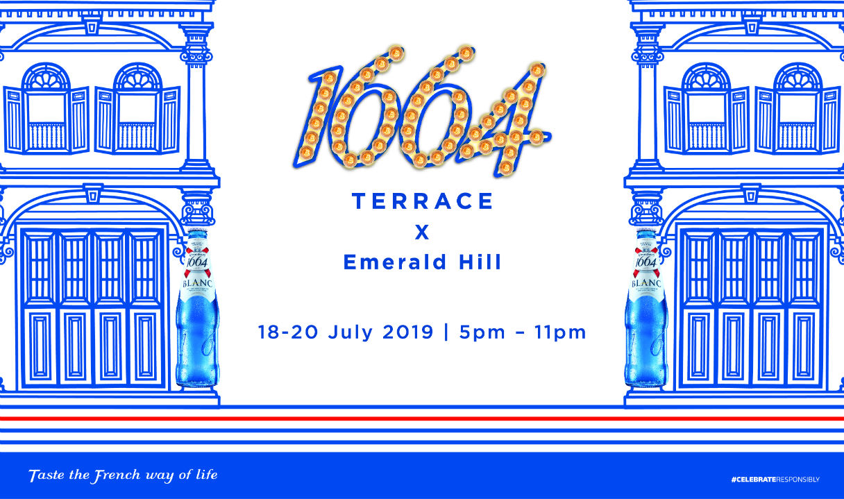 1664Terrace x Emerald Hill