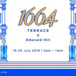 1664Terrace x Emerald Hill