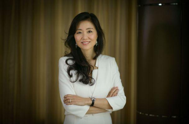 Jeannie Cho Lee - Wine Pinnacle Awards