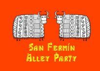 Esquina San Fermin Alley Party